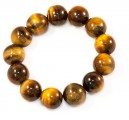 Tiger Eye bracelet 14mm